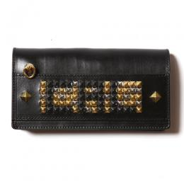 CAL STUDS LEATHER WALLET