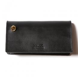 PLANE LEATHEER LEATHER LONG WALLET