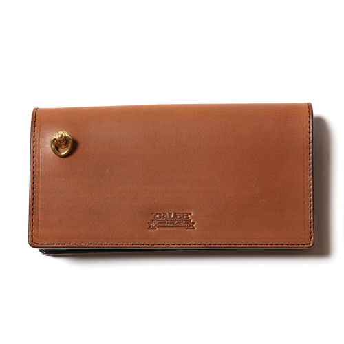 PLANE LEATHER LONG WALLET(再入荷)