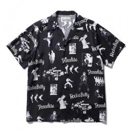 """ROCKABILLY"" S/S HAWAIIAN SHIRT"