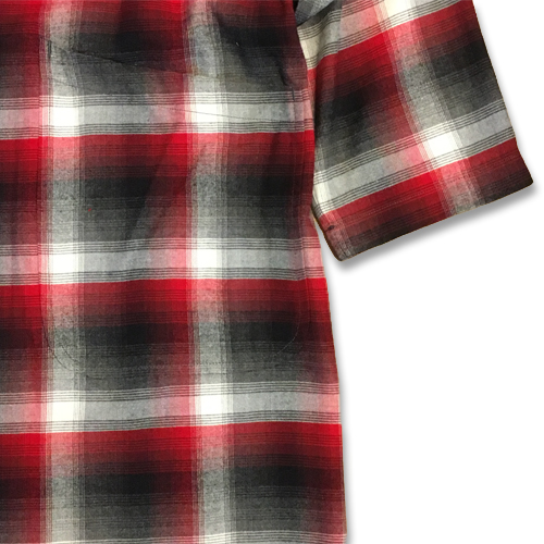 CALIFORNIA CHECK GOWN COAT