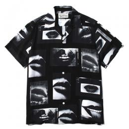 森山大道 × WACKO MARIA HAWAIIAN SHIRT (TYPE-3)