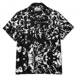 森山大道 × WACKO MARIA HAWAIIAN SHIRT (TYPE-2)