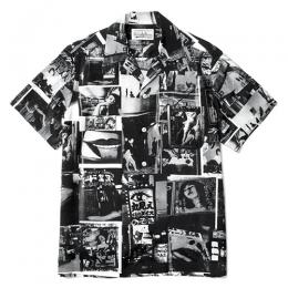 森山大道 × WACKO MARIA HAWAIIAN SHIRT (TYPE-4)