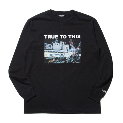 Print L/S Tee (TRUE TO THIS)