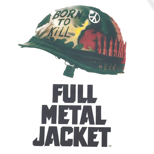 FULL METAL JACKET COLLABORATE T-SHIRT